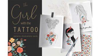دانلود کلیپ آرت دختر با تتو The Girl with the Tattoo Collection