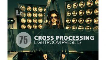 دانلود پریست لایت روم – Cross Processing Lightroom Presets