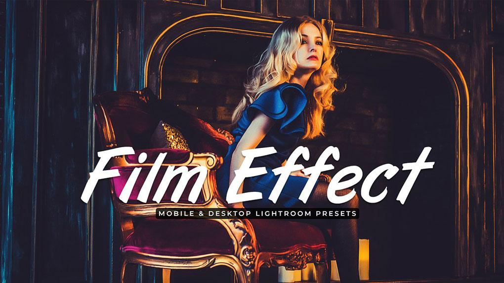 پریست لایت روم Film Effect