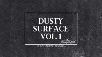 دانلود تکسچر گرد و خاک Dusty Surface Vol. 1