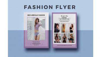 دانلود فایل لایه باز بنر فشن Fashion Photography Flyer