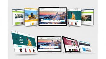 دانلود موکاپ مک بوک MacBook Mock-Up 03