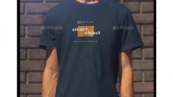 دانلود موکاپ تیشرت Mock-Ups T-Shirts Urban Style
