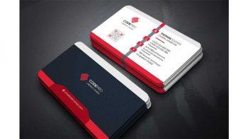 دانلود فایل لایه باز کارت ویزیت Business Card 19