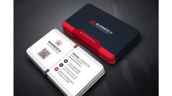 دانلود فایل لایه باز کارت ویزیت Business Card 23
