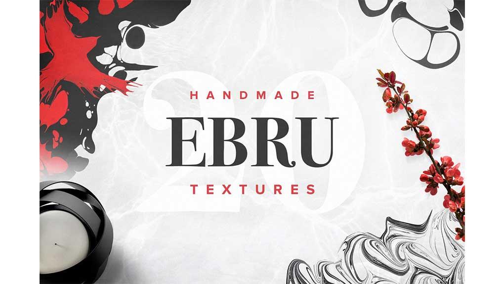 تکسچر Ebru Textures Collection