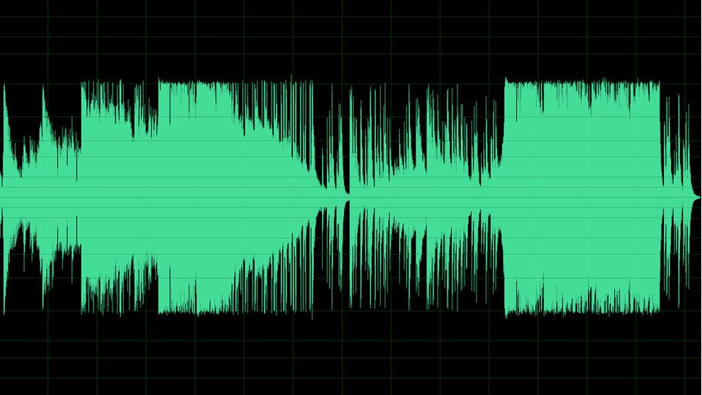 آهنگ الکترونیک تیزر