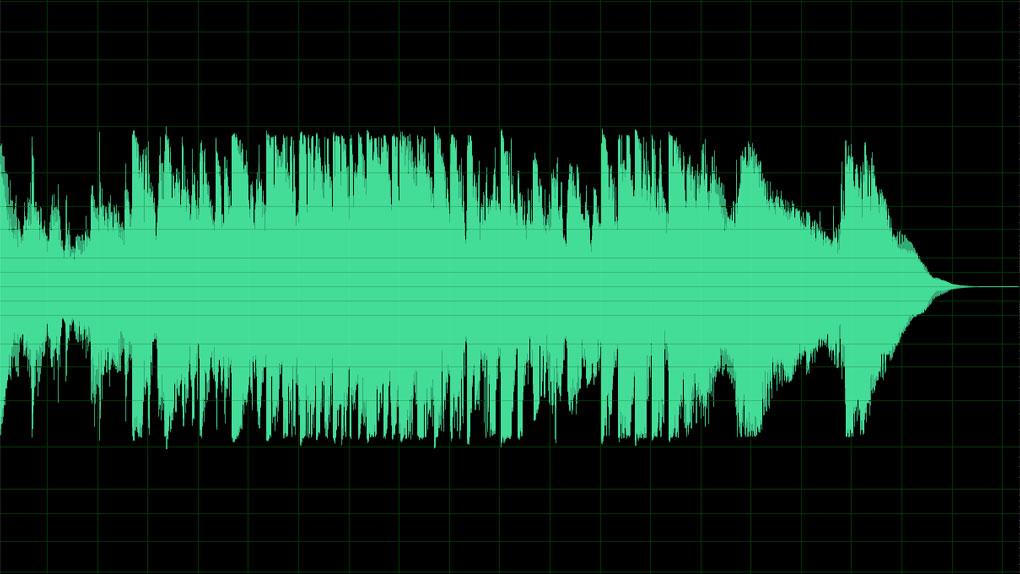 موسیقی برای نمایش لوگو