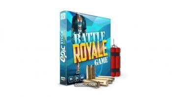 دانلود مجموعه افکت صوتی بازی نبرد رویال Battle Royale Game