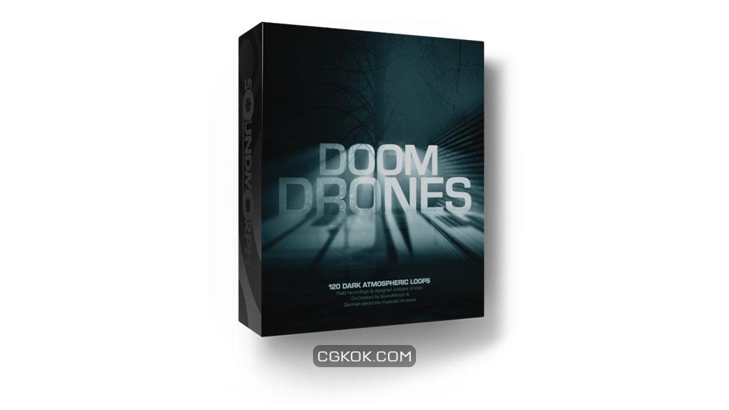 افکت صوتی Doom Drones