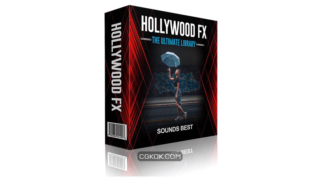 افکت صوتی هالیوودی Hollywood SFX
