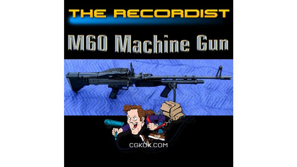 افکت صوتی m60 machine gun HD Pro