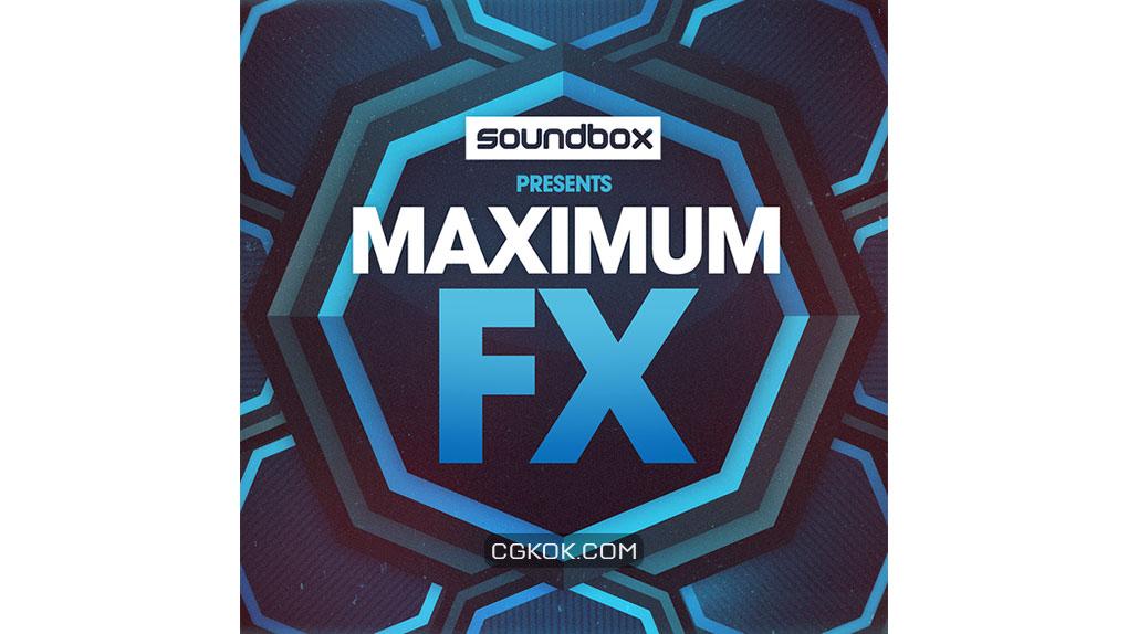 افکت صوتی Maximum FX