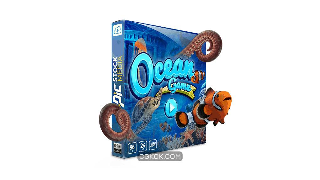 افکت صوتی بازی اقیانوس