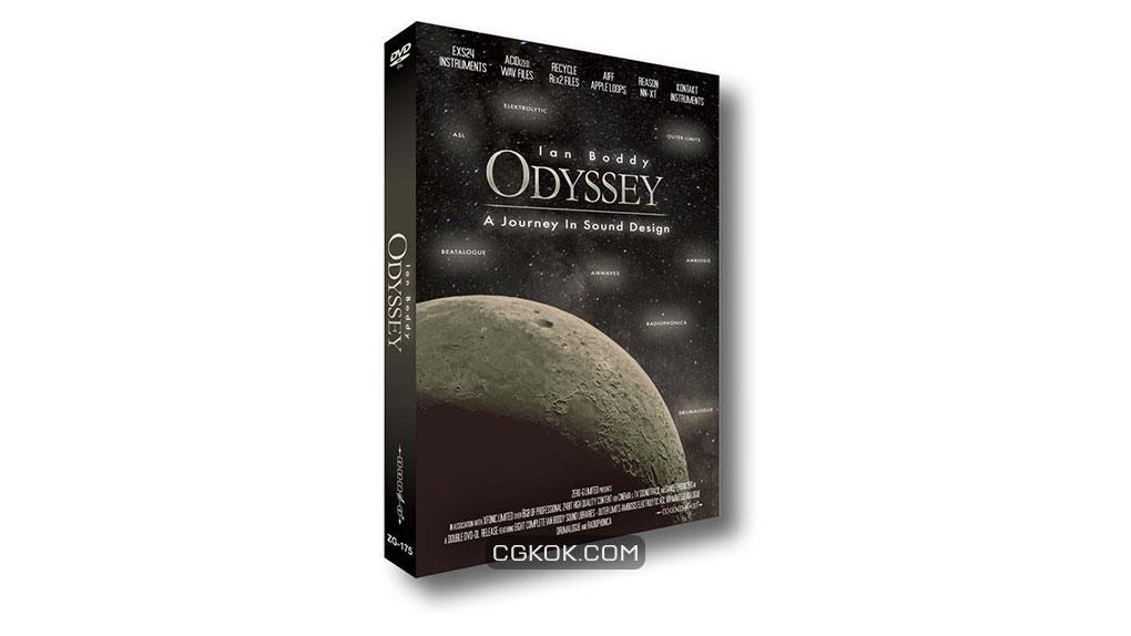 افکت صوتی Odyssey A Journey