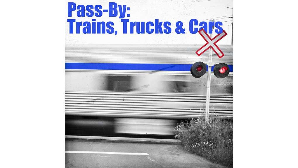 افکت صوتی ماشین ها و قطار