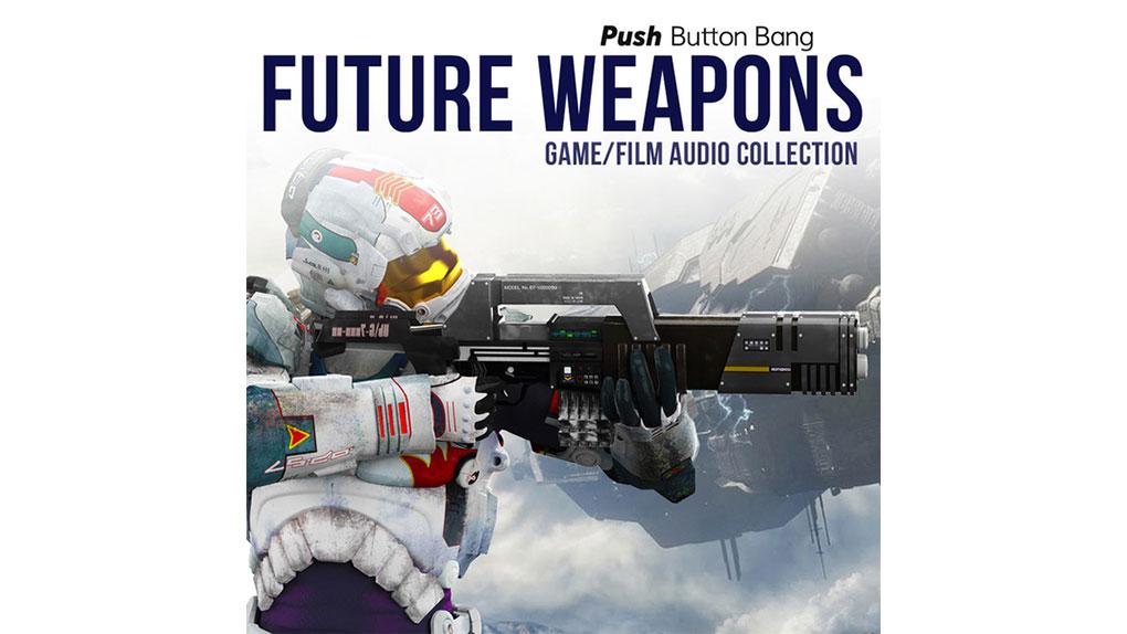 افکت صوتی انفجار سلاح های آینده