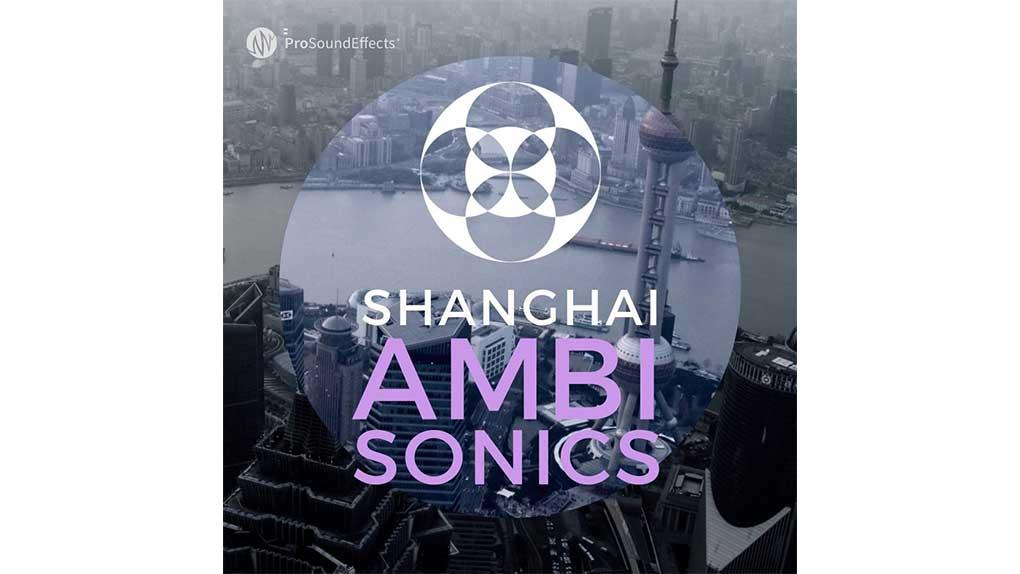 افکت صوتی Shanghai Ambisonics