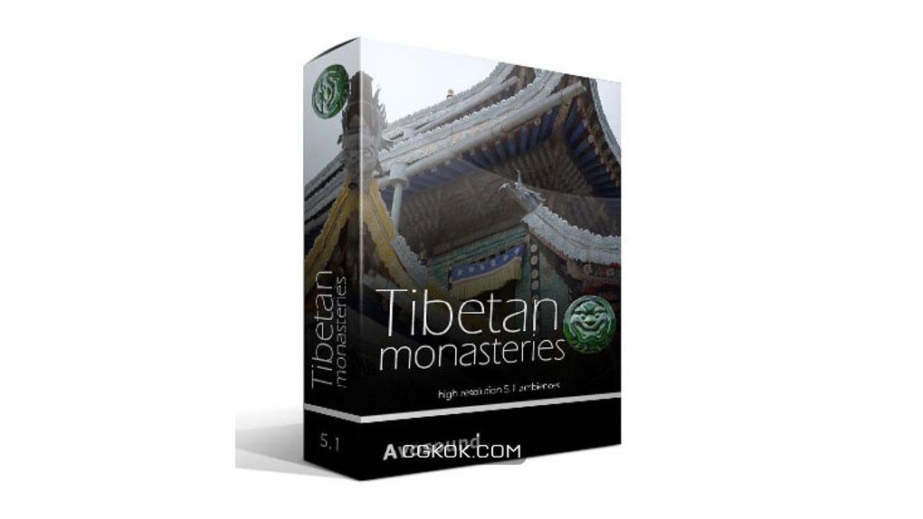 افکت صوتی محیط صومعه تبتی