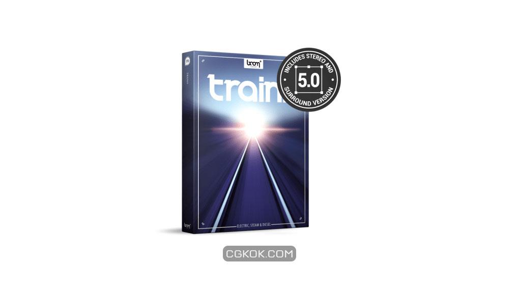 افکت صوتی قطارها Trains