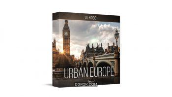 دانلود مجموعه افکت صوتی شهر های اروپایی Urban Europe