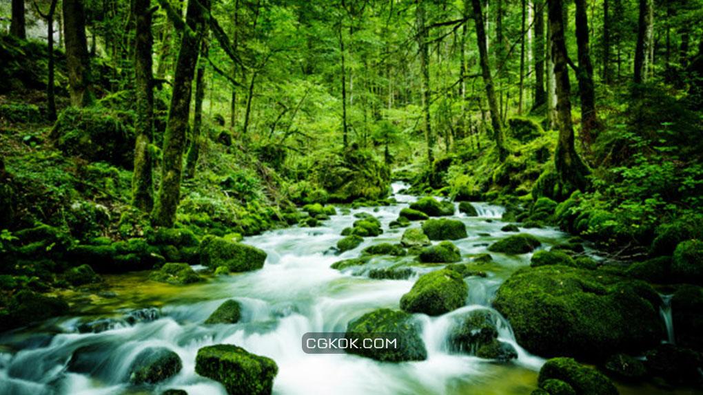 افکت صوتی جریان آب Water Flow