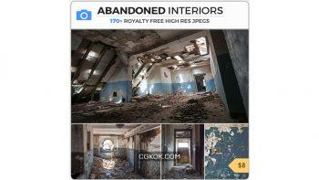 دانلود تصاویر رفرنس فضاهای داخلی متروکه