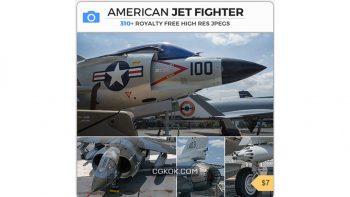 دانلود تصاویر رفرنس جت جنگنده آمریکایی