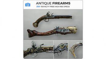 دانلود تصاویر رفرنس اسلحه های عتیقه