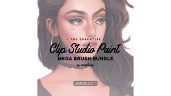 دانلود براش برای Clip Studio Paint