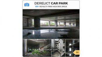 دانلود تصاویر رفرنس پارکینگ متروکه