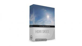 دانلود مجموعه تصاویر HDRI آسمان – کالکشن بیست و چهارم