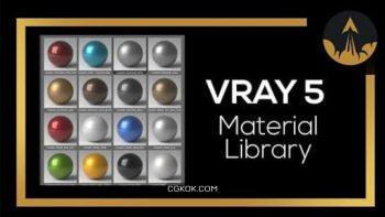 دانلود متریال VRay 5