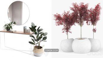 دانلود 82 مدل سه بعدی گل و گلدان از Pro 3DSky – مجموعه هفتم