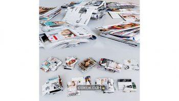 دانلود مدل سه بعدی مجله