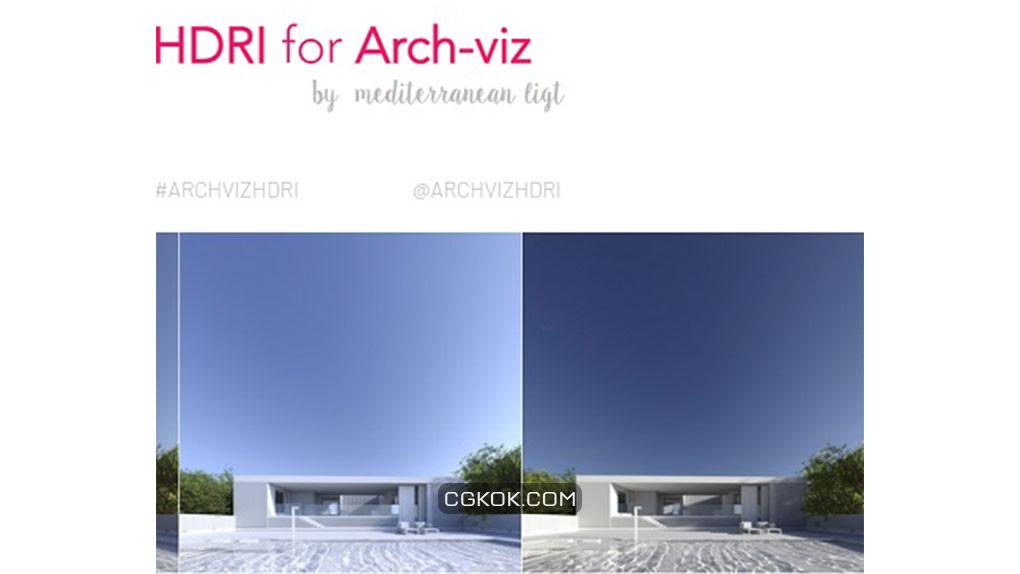 تصاویر HDRI نورها