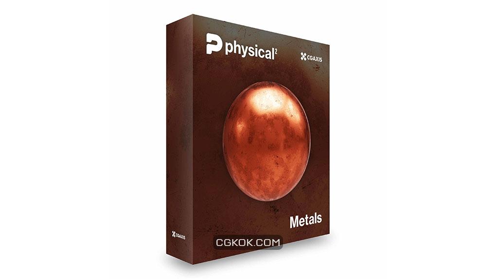تکسچر PBR فلز