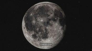 دانلود تکسچر ماه برای مایا و V-Ray