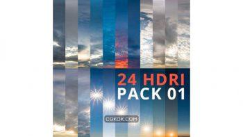دانلود تصاویر HDRI فضای خارجی – مجموعه اول