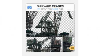 دانلود تصاویر رفرنس جرثقیل های کشتی سازی