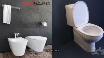 دانلود آبجکت توالت فرنگی