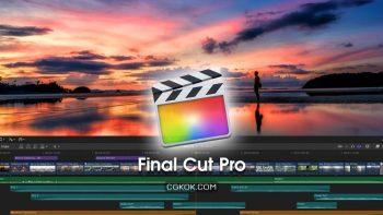 دانلود فاینال کات – دانلود Final Cut Pro X v10.5.4 MacOSX