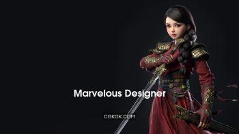 دانلود مارولوس دیزاینر – دانلود Marvelous Designer 10 Personal v6.0.623.33010 x64
