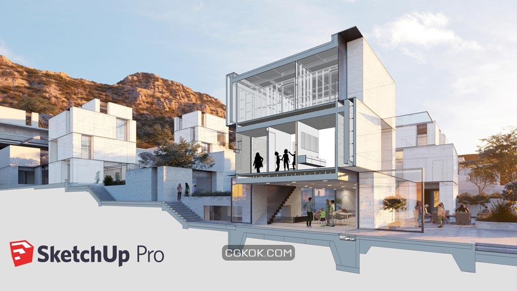 دانلود اسکچاپ – دانلود SketchUp Pro