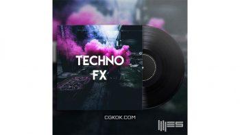 دانلود افکت صوتی نمونه های تکنو Techno FX