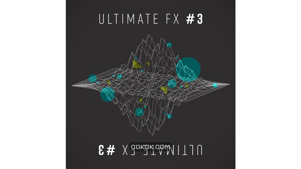 افکت صوتی Ultimate FX 3