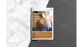 دانلود قالب آماده ایندیزاین بروشور Business Brochure V805