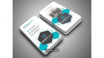 دانلود وکتور کارت ویزیت Business Card 3