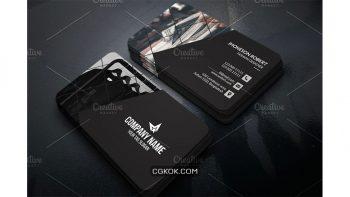 دانلود فایل لایه باز کارت ویزیت فشن Fashion Business Card
