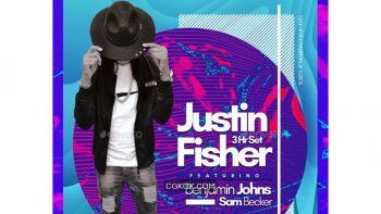 دانلود فایل لایه باز تراکت کنسرت موسیقی Modern DJ Flyer